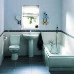 Milton Vitra Traditional Bathroom
