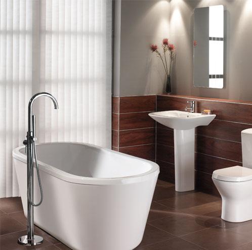 Aspire Balterley Modern Bathroom