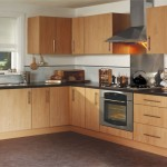 Beech Slab Lakes Traditional Kitchen