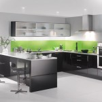 Blackgloss Lakes Modern Kitchen