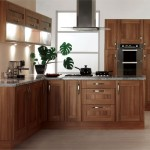 Shaker Walnut Lakes Traditional Kitchen
